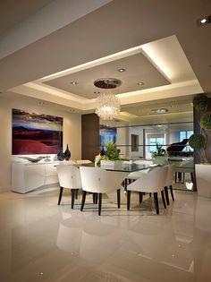 dining area ceiling | design ideas 2017-2018 | Pinterest ...