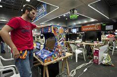 VIDEOJUEGOS TECNOLOGÍAS  El videojuego, una industria sin paro ni crisis