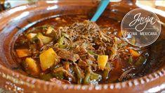 Cómo Hacer Carne Deshebrada Estilo Ranchero ⋆ COCINATELO Honey Recipes, Real Food Recipes, Cooking Recipes, Healthy Recipes, Healthy Meals, Shredded Beef Recipes, Mexican Shredded Beef, Mexican Dessert Recipes, Mexican Dishes