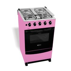 Fogão Pantera Rosa 4Q Clarice - com Acendimento Automático  Para quem é apaixonado por rosa!!!!! Este é um lindo fogão rosa que transborda sofisticação e feminilidade. Seu design moderno, compacto e sofisticado que combina perfeitamente com você e sua cozinha.   É simplesmente perfeito!!  Deixe sua cozinha deslumbrante com esse incrível fogão e mostre qual é o poder do rosa.  Confira em nosso site: www.vendaseletro.com