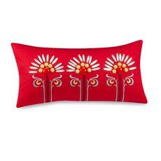 Echo® Design Jaipur Red Oblong Toss Pillow