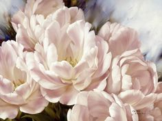 """Igor Levashov """"... Here I would like to share with you my love for flowers and painting. On th..."""