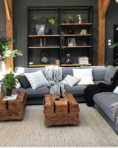 Incredibly Awesome A warm, cosy and inviting neutral living room, Check more at. - Incredibly Awesome A warm, cosy and inviting neutral living room, Check more at - Living Room Grey, Home Living Room, Interior Design Living Room, Living Room Designs, Cosy Living Room Warm, Hall Interior, Design Room, Living Room Ideas Old House, Neutral Living Rooms