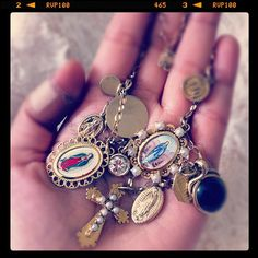 necklace by Daphne Osena , this should also be in my wishlist. Alex And Ani Charms, Eye Candy, Pendants, Filipino, Bracelets, Fun Stuff, Enamel, Jewelry, Fashion