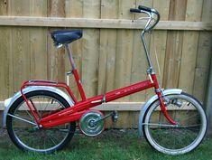 Batavus Batafold folding bike