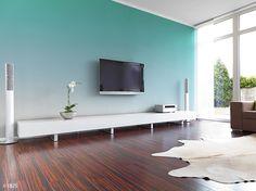Tendance : peindre son mur en tie and dye