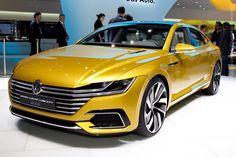2015 Volkswagen Sport Coupe Concept GTE  (Geneva International Motor Show 2015)
