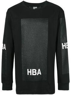 Hood By Air Glitter Box Sweatshirt Glitter Top, Black Glitter, Hood By Air, Hoodies, Sweatshirts, Black Cotton, Everyday Fashion, Unisex, Tees