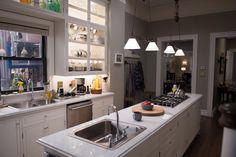 madam secretary kitchen | closer look at TV show kitchen