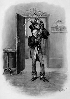 Reproduced from a photographer frontispiece to Charles Dicken's A Christmas Carol Holiday Cards, Christmas Cards, Christmas Ideas, Christmas Posters, Christmas Printables, Christmas Holiday, Christmas Carol Charles Dickens, Merry Christmas Everyone, Deck The Halls