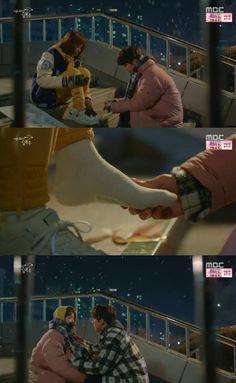 "[Spoiler] ""Weightlifting Fairy Kim Bok-joo"" Lee Seong-kyeong and Nam Joo-hyeok's love quarrels"