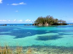 This is the view from the running trails | 15 Pictures That Prove Bermuda Is The Perfect Paradise