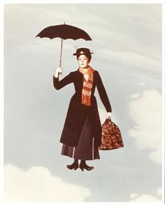 Who could forget Mary Poppins!