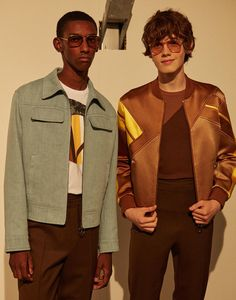 neil barrett spring/summer 17 looks to the past to find menswear's future | Photography Piczo