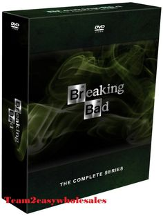 Description:Item: Brand New Breaking Bad: The Complete Series (DVD, 2014, 21-Disc Set) season 1-6 RETAIL PRICE: $119.95 Region Code: DVD: 1 (US, CA) I... #disc #season #series #complete #breaking #brand