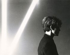 Front cover of the Single No Ones Driving John Foxx.