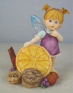 My Little Kitchen Fairies 117863 $25.00 So  many cute collectables on this site!Everything from cake toppers to Christmas ornaments and much much more!