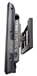 Wall Mount World sells this anti theft locking tilting TV wall mount bracket. The lockable bracket fits LED, LCD and Plasma flat panels. Tv Wall Mount Bracket, Wall Mounted Tv, Tv Mounting Brackets, Wall Brackets, Samsung Tv Wall Mount, Cover Lock, Screws And Bolts, Open Wall