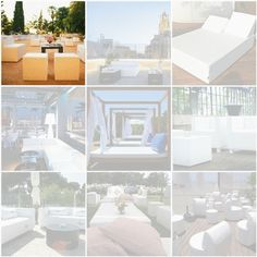 Decoración Lounge & Chill Out - Camas Balinesas - Mobiliario para eventos. Chill, Lounge, Beds, Events, Home, Airport Lounge, Drawing Rooms, Lounges, Lounge Music