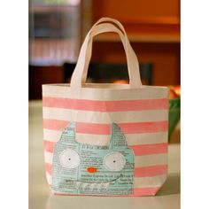 Wild Things Tote