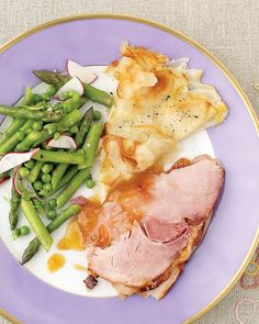 Leek and Potato Galette - Martha Stewart Recipes