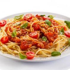 DeBoles - Organic Angel Hair Pasta with Fresh Heirloom Tomatoes &Mozzarella | Mambo Sprouts