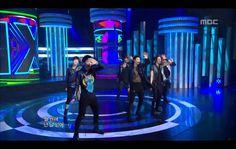 VIXX - Super Hero, 빅스 - 슈퍼히어로, Music Core 20120526