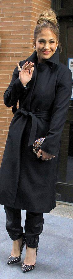 My favorite  look- Jennifer Lopez