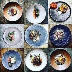 #chef danielwatkins #great plates from Goodfellow's #sales@goodf.co.uk #sexyplates #goodforchefs #theartofplating #chefsofinstagram #chefstalk #foodporn #chefs #chef #gastroart #instapic #gastro #chefsofinstagram #chefstalk #www.goodf.co.uk by paul.goodfellow