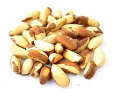 Anna and Sarah Organic Raw Brazil Nuts in Resealable Bag, 1 Lb * Remarkable product available now. : Fresh Groceries