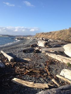 Victoria, BC...love living here its the best place ever one day a walk on the beach, the next a hike up a mountain :)
