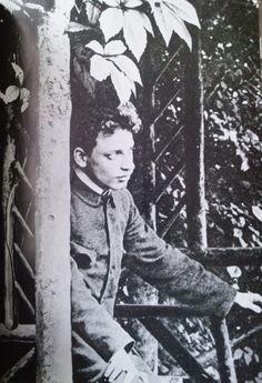 Rainer Maria Rilke, Rusia (1897)