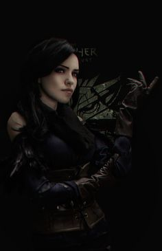 Yennefer - The Witcher Wild Hunt by TophWei.deviantart.com on @DeviantArt