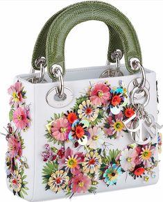 Dior spring/summer 2016 handbag collection