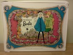 Vintage 1970 Barbie Double Doll Case by JessiesReCreations on Etsy, $9.99