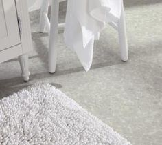 Aquarelle_Floor_Aquastone_Light_Grey Bath Mat, Flooring, This Or That Questions, Chic, Grey, Home Decor, Decoration, Alternative, Shabby Chic