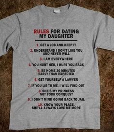 Excellent dads against daughters dating t shirt australia pity