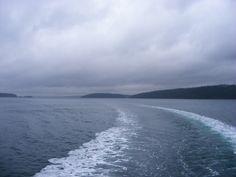 Out of San Juan island