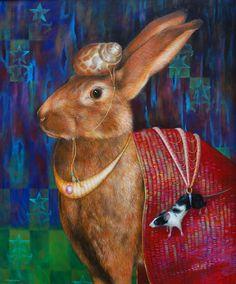 Art of Wendy Vaughan