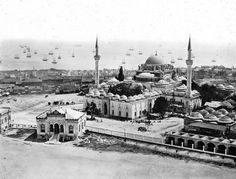 Istanbul (Constantinople), beginning of 20th century