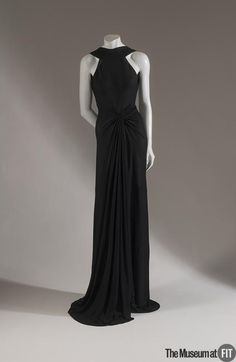 Dress Madame Grès, 1938 The Museum at FIT