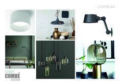 Lichtplan interieurontwerp   Arnhem Sconces, Wall Lights, Interior Design, Home Decor, Nest Design, Chandeliers, Appliques, Decoration Home, Home Interior Design