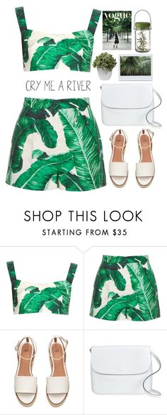 """That somethings are better left unsaid"" by annaclaraalvez on Polyvore featuring moda, Dolce&Gabbana, Marni e Nearly Natural"