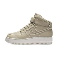 new arrival 68e91 5afa4 Nike Air Force 1 Upstep High SI Women s Shoe Size 11.5 (Cream) - Clearance  Sale
