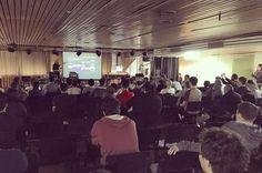 Ricardo Mantini presentó las características de la nueva #Venue | #S6L Consola que está usando @paulmccartney en su gira actual para el sonido general. #Avid #SonidoEnVivo #Mix #Mezcla #ProAudio