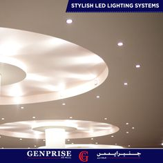 At Genprise Co., we deal in a variety of LED Lighting systems suitable for home and commercial uses. To know more about our services, do visit our website at www.genpriseco.com  #Stylish #LEDlightingsystems #led #light #systems #commercialuse #genprise
