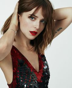 Fifty Shades Freed — New Outtakes of Dakota for Marie Claire!