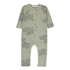 Organic Cotton Fleece Jumpsuit-product