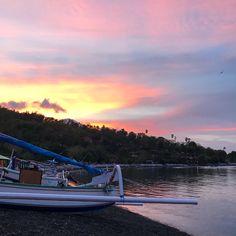 sunset @amed