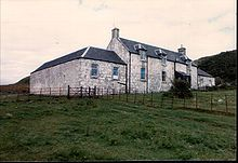 George Orwell's Island Retreat. Orwell lived on the tiny Scottish island of Jura while writing George Orwell, Elle Decor, Isle Of Jura, Literary Travel, A Writer's Life, Scottish Islands, Stone Houses, Scotland, Inspiration